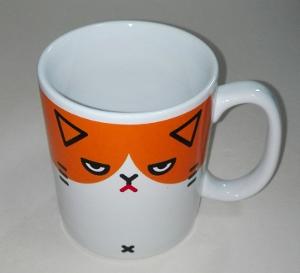 ふてニャンマグカップ(ワイモバイル ふてニャン福袋)